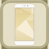 Launcher and Theme For Xiaomi Redmi4 icon