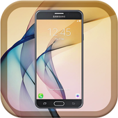 Launcher and Theme For Galaxy J7 Prime icon