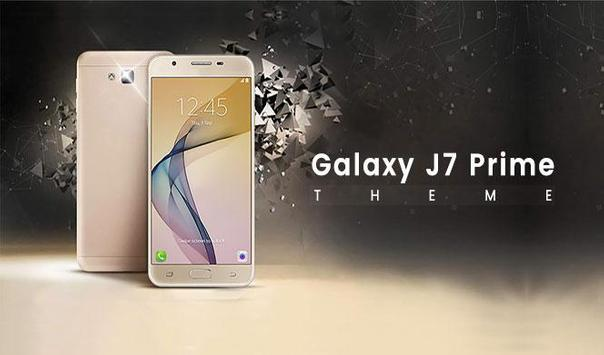 Launcher and Theme For Galaxy J7 Prime poster