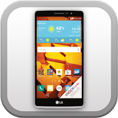 Launcher and theme LG Stylo icon