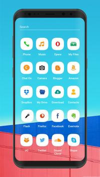 Launcher and theme LG Stylo apk screenshot