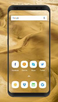 Launcher and Theme LG X power apk screenshot