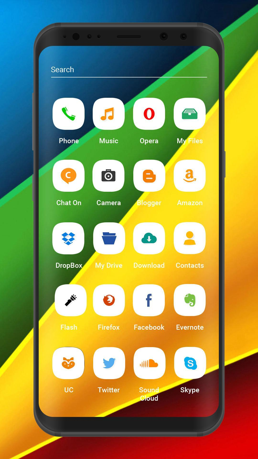 Launcher and Theme For Moto C for Android - APK Download
