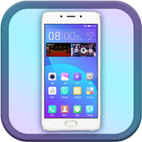 Launcher and Theme Gionee F5