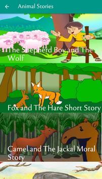 500+ Famous English Stories screenshot 5