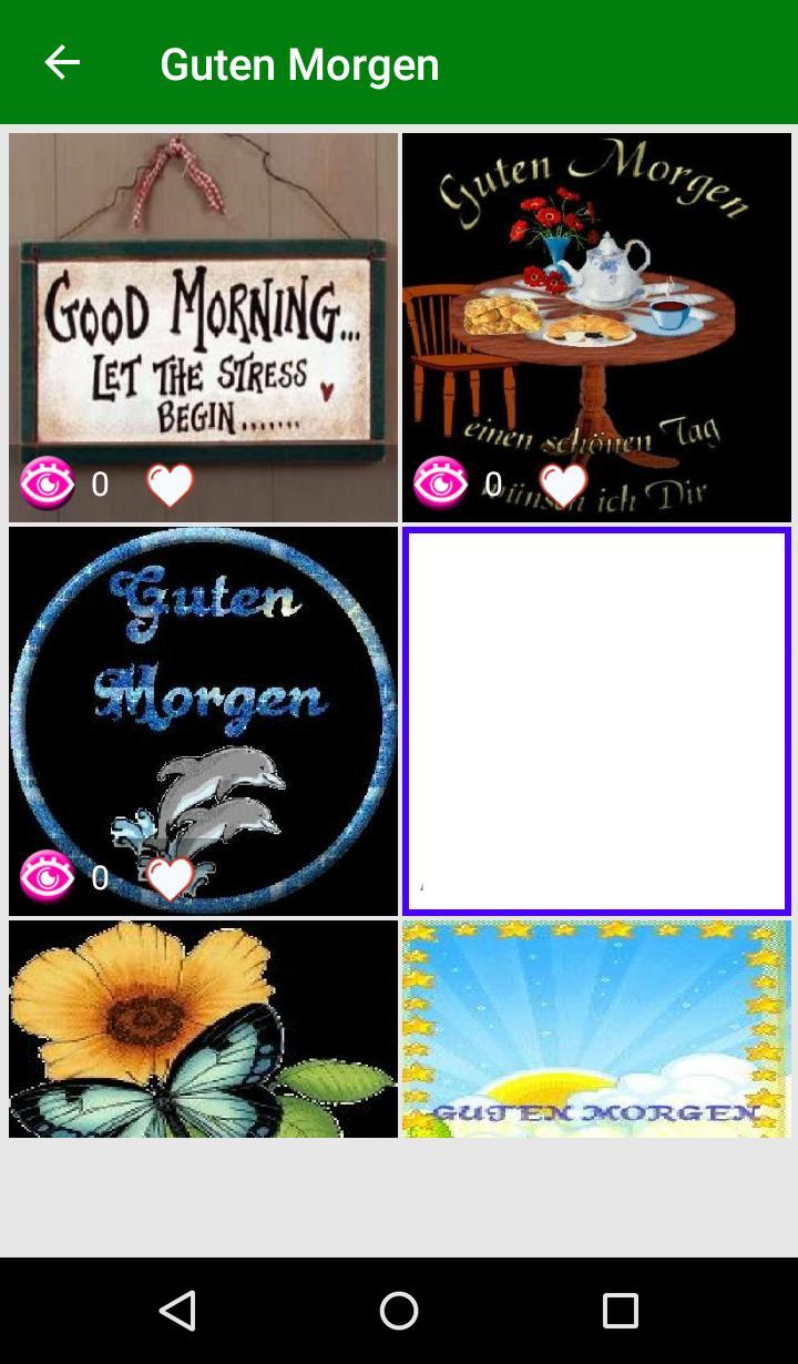 Nachrichten Und Gif Von Guten Morgen For Android Apk Download