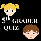 5th Grader Quiz icon