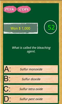 5th Grader Quiz apk screenshot