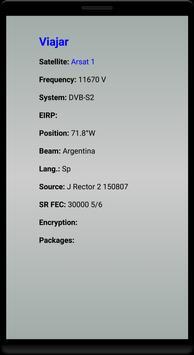 Argentina TV MK Sat Free screenshot 4