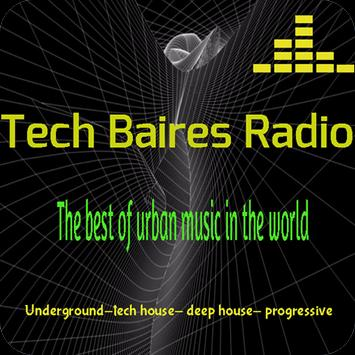Tech Baires Radio apk screenshot