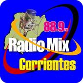 Radio FM MIX Corrientes 88.9 Mhz icon