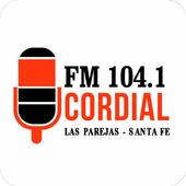 FM Cordial 104.1 Las Parejas icon