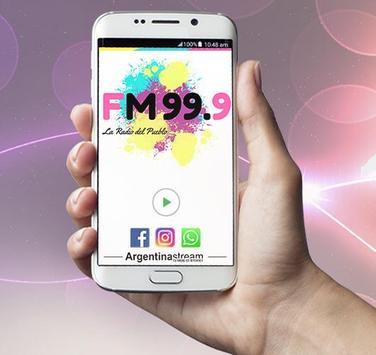 FM 99.9 screenshot 1