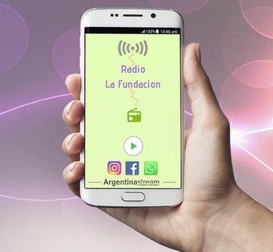 Radio La Fundación screenshot 1