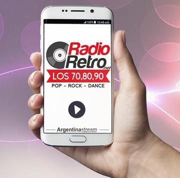 Radio Retro apk screenshot