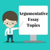 300 Argumentative Essay Topics icon