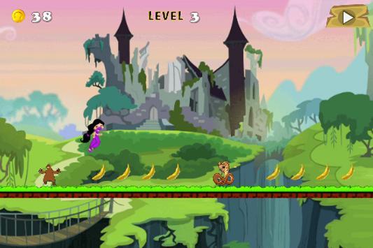 Ariel princess adventure world screenshot 1