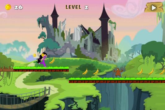 Ariel princess adventure world screenshot 2