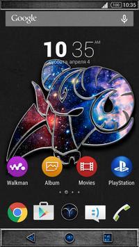 Zodiac Theme - Aries apk screenshot