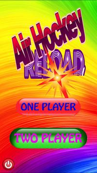 Air Hockey Reload poster