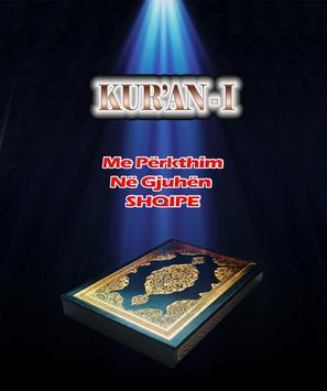 KURANI Shqip poster