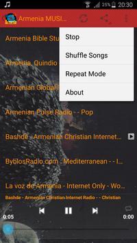 Armenia Music from Yerevan apk screenshot