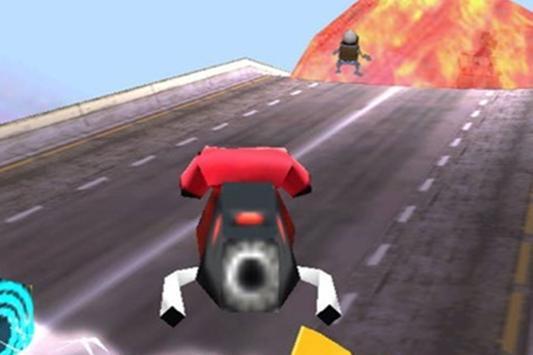 Pro Crazy Frog Racer 2 Hint screenshot 2