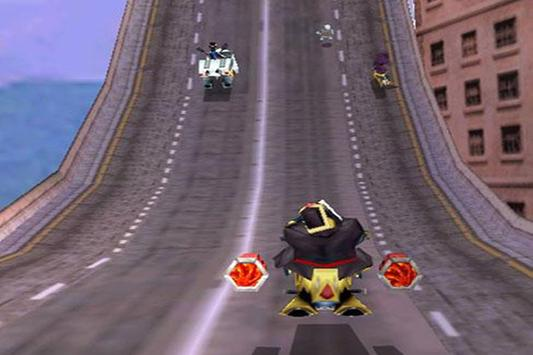 Pro Crazy Frog Racer 2 Hint screenshot 3