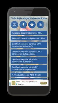 ARR Chestionare atestat screenshot 5