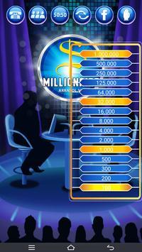Millionaire screenshot 5