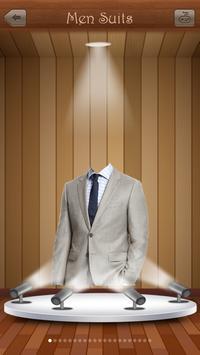 Men Suits : Photo Montage poster