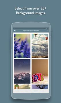 Memorable Photo Frames screenshot 1