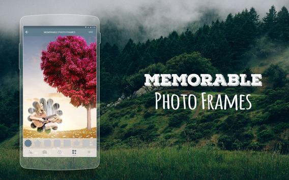 Memorable Photo Frames screenshot 5