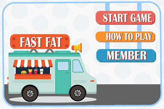 ARSA Fast-Fat poster