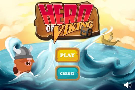 ARSA HERO OF VIKING poster
