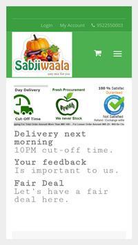 Sabji Waala screenshot 1