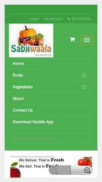 Sabji Waala screenshot 2