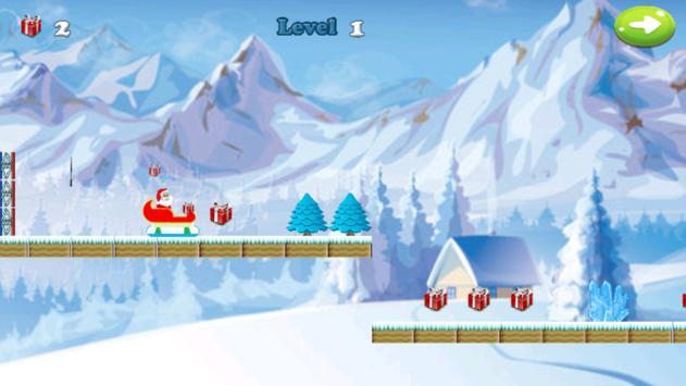 Santa xmax run screenshot 5