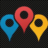 Mark My GPS icon