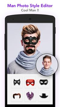 Boys Photo Editor apk screenshot