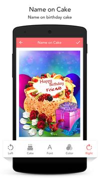 Name On Cake apk screenshot