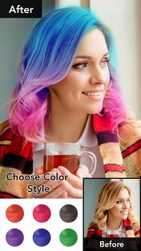 Hair Color Changer poster