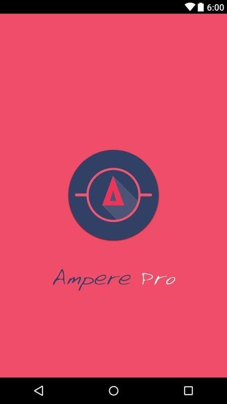 ampere apk pro full