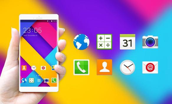 Theme and Launcher for Asus ZenFone Max screenshot 3