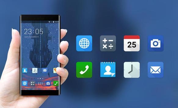 Theme for Asus ZenFone 4 Selfie (ZB553KL) screenshot 3