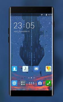 Theme for Asus ZenFone 4 Selfie (ZB553KL) poster