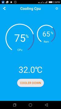 Cooling CPU for Asus screenshot 1