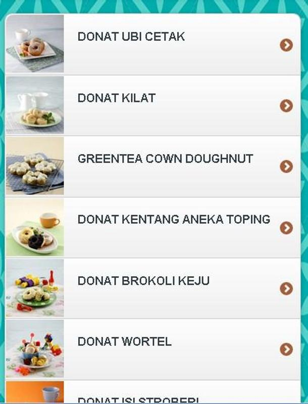 Aneka Donat For Android Apk Download
