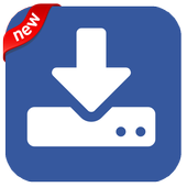 Video Downloader fb guide icon