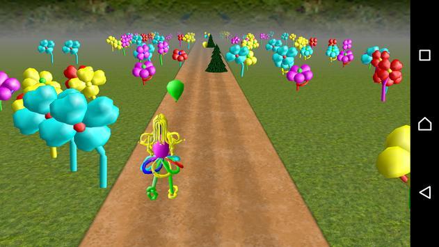 Baloony runner screenshot 7